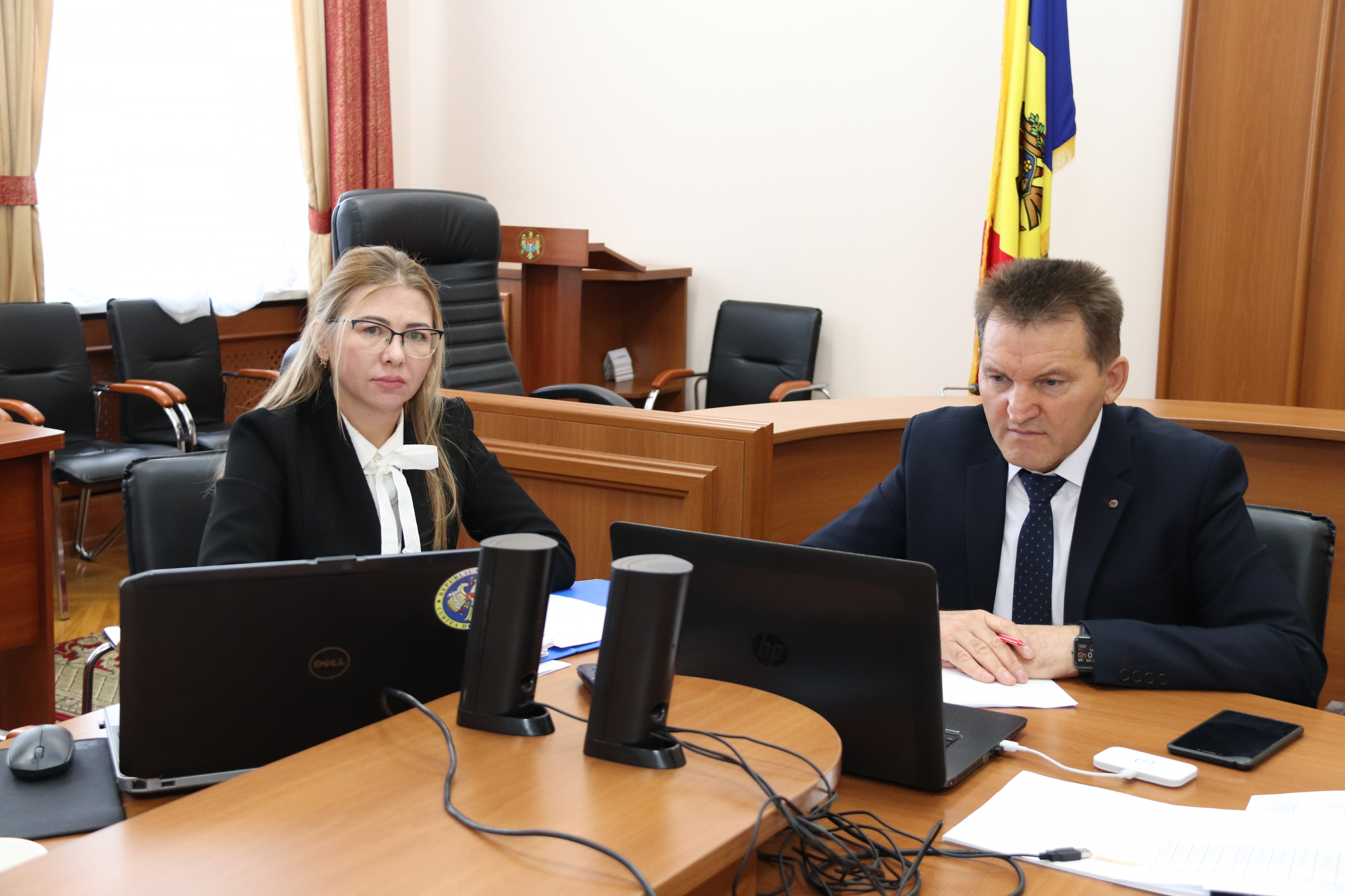 On September 10, the Court of Accounts of the Republic of Moldova (CoARM) examined during an online meeting the Audit Report on the compliance of public procurement within the system of the Ministry of Internal Affairs (MIA) in 2019-2020.